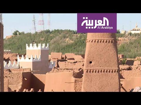 العرب اليوم - فيديو: قرية أشيقر التاريخية شاهد ذاكرة نجد القديمة