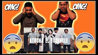 Download Video ATOUNA EL TOUFOULE Cover by SABYAN EMOTIONAL REACTION! (SO POWERFUL!) MP3 3GP MP4