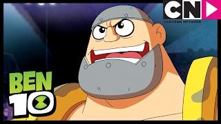 Ben 10 | Iron Kyle Packs A Punch | Cartoon Network