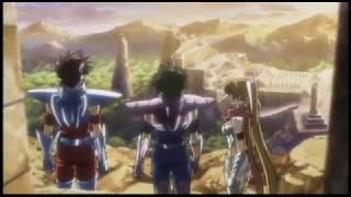 「聖闘士星矢saintseiyaTHELOSTCANVAS冥王神話」プロモーション・ムービー8