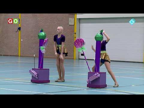 Twirlsters uit Scheemda naar EK showtwirl - RTV GO! Omroep Gemeente Oldambt