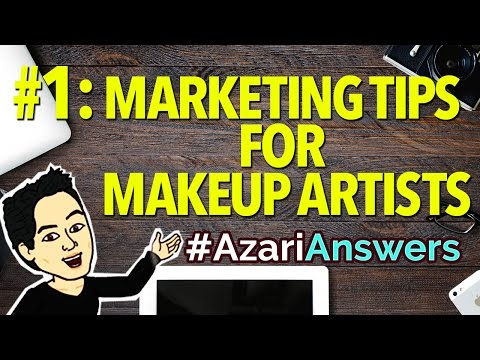 , title : 'How To Market Yourself as a Freelance Makeup Artist | #AzariAnswers