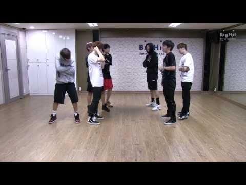 방탄소년단 팔도강산(Paldogangsan) Dance practice - BTS