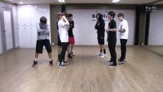 방탄소년단 팔도강산(Paldogangsan) Dance practice