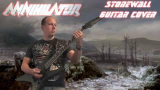 Annihilator - Stonewall - Guitar cover - LRRG