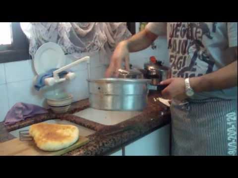 מתכון ללחם מרוקאי