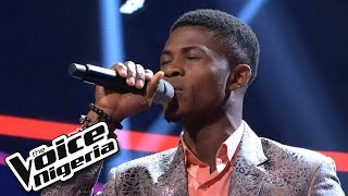 Michael sings 'Iyawo Mi' / Blind Auditions / The Voice Nigeria 2016