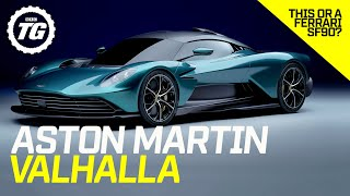 First Look: Aston Martin Valhalla – this 937bhp V8 plug-in hypercar is a baby Valkyrie | Top Gear