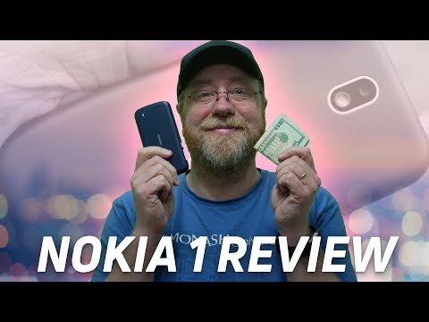 Nokia 1 Review: Best low-end phone ever?