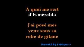 Belle   Notre Dame De Paris   Karaoké FKA