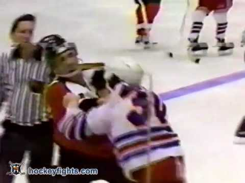Larry Melnyk vs. Dave Brown