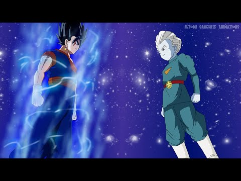 dragon ball super 132:The final battle  place in another time line