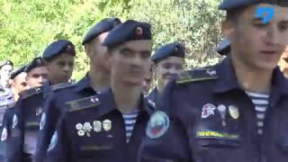 Выпуск кадетов (21.06.2019)