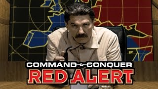 C&C Red Alert 1 Movie Allied Soviet Campaigns All Cutscenes