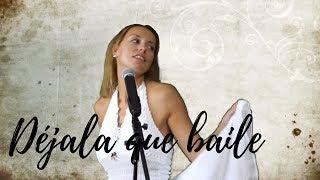 Déjala Que Baile Melendi Ft Alejandro Sanz Y Arkano  By Casandra López