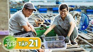 Full #21 | Trường Giang, Minh Dự lênh đênh sông nước thả cua, bắt hàu | Muốn Ăn Phải Lăn Vào Bếp