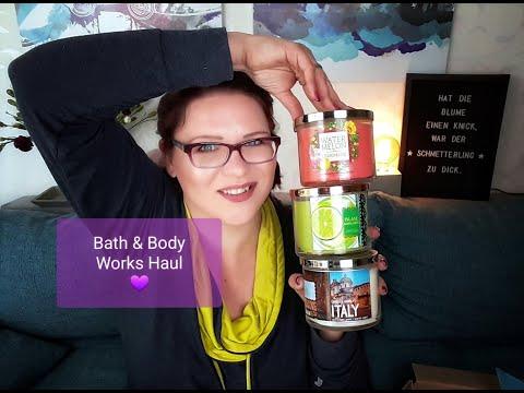 XXL Bath & Body Works Haul | Duftkerzen Neuzugänge | 10% - 25% Rabatt bei deutschem Onlineshop!