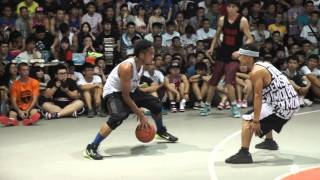 CHINA STREETBALL 2015 THE SUNDAY SUNSET WEEK9 HIGHLIGHTS -DRIBBLE LIFE日落东单CL MOREFREE ISO YESER .