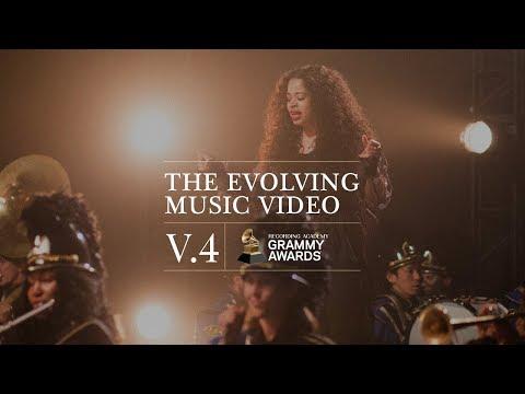 The GRAMMYs | The Evolving Music Video, starring Ella Mai V.4