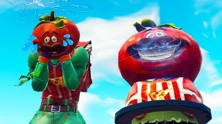 GOODBYE TOMATO MAN | Fortnite (July The 4th-nite)