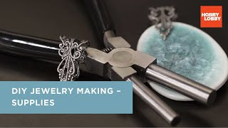 DIY Jewelry Making – Supplies   Hobby Lobby®