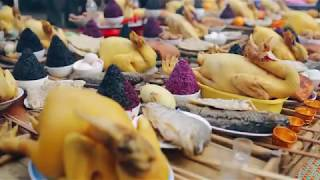 Những Nét đẹp Ngày Tết Thanh Minh 2019 Người Dân Tộc Tày Cao Bằng
