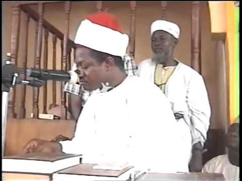 Sheikh Abduljabbar: MIZANISHSHAR'I: Auna dariqa da Mizanin sharia - Part 2