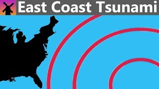 The Future Tsunami That Could Destroy the US East Coast