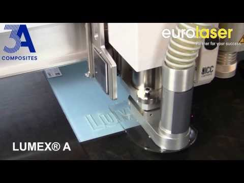LUMEX® | Laser cutting test
