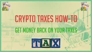 Crypto Losses in 2018? Get Money Back from the IRS - Crypto & Bitcoin Taxes