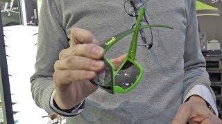 ISPO Close ups 53: unzerbrechliche Brillen von Gloryfy Unbreakable (Höhle der Löwen)