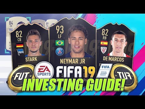 BEST TOTW 3 INVESTMENTS! (FIFA 19 Trading & Investing Tips)