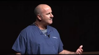 The Emergency Room: A Window into Us | Louis Profeta | TEDxWabashCollege