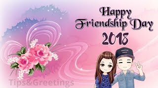 Happy Friendship Day Quotes For Girl || Happy Friendship Day 2018