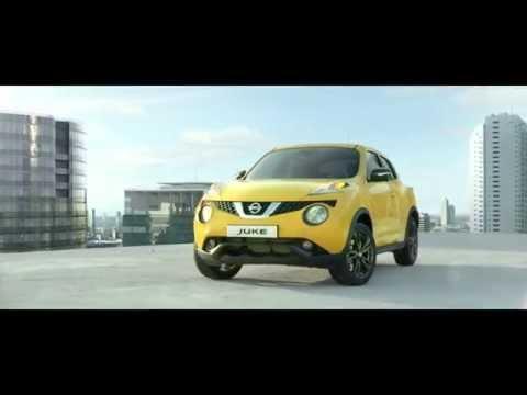Nissan  Juke Хетчбек класса B - рекламное видео 1