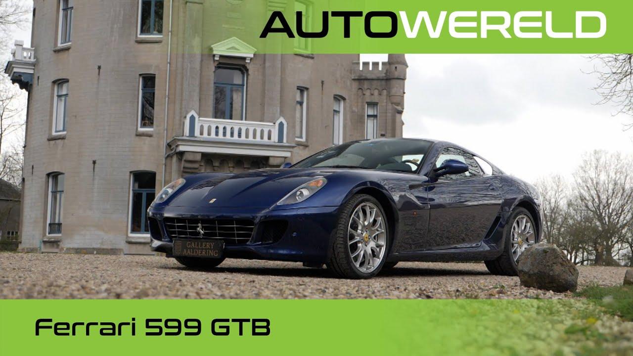 Ferrari 599 GTB 'Manual' | Nico Aaldering