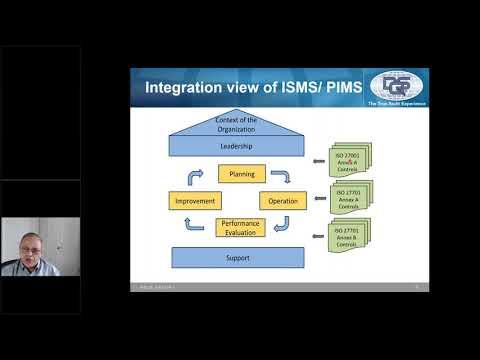 ISO 27701 certification for GDPR Compliance Webinar - YouTube