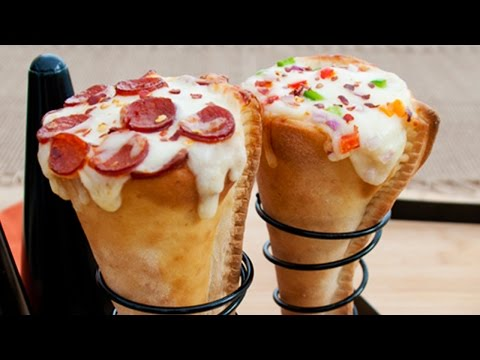 Pizza Cone! -- LÜT