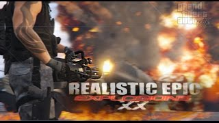 Epic Explosions XX