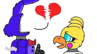 He broke my heart meme FNAF