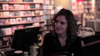 Interview With Anna Calvi by Marty Willson-Piper, Part 1