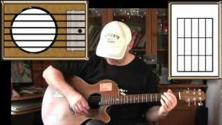 I'm So Tired - The Beatles - Acoustic Guitar Lesson