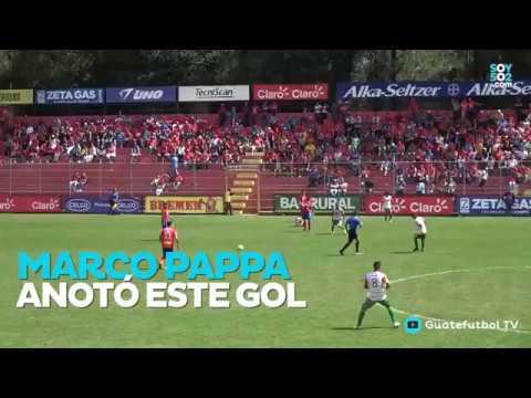 Gol de Marco Pappa