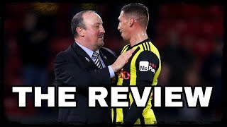 REVIEW   WATFORD 1-1 NEWCASTLE UNITED