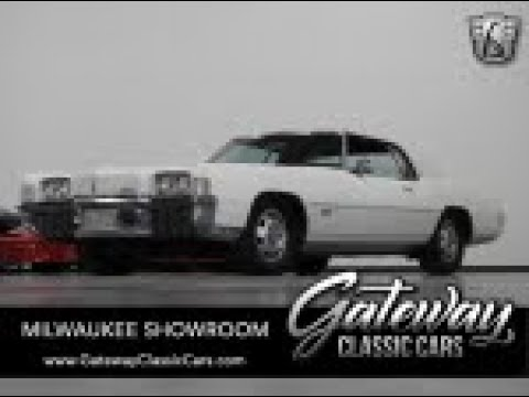 1972 Oldsmobile Toronado (CC-1342071) for sale in O'Fallon, Illinois