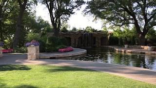 Dallas Arboretum Lay Garden Wedding