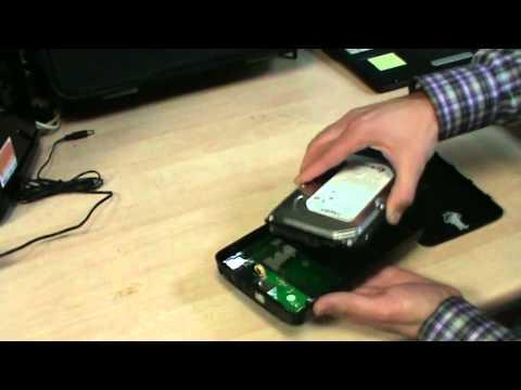Cómo montar un disco duro externo usb