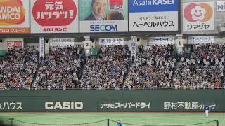 侍ジャパン外崎修汰応援歌アジアプロ野球チャンピオンシップ2017埼玉西武ライオンズ