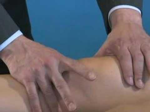 Sintomi di video della osteoartrite
