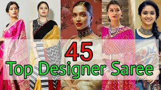 45 Types Of Saree With Name|| Best Fashionable & Traditional & Designer Sare